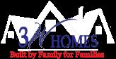 3W Homes logo